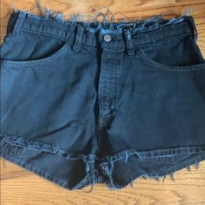 Urban Outfitters Levi Cut Off Shorts